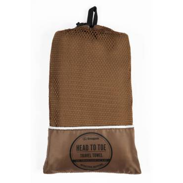Snugpak Head to Toe Towel Tan
