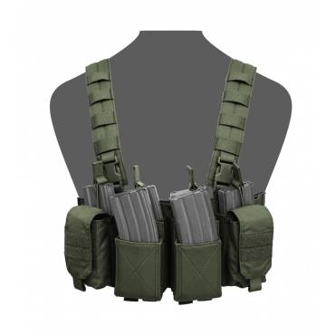 Warrior Pathfinder Chest Rig OD Green