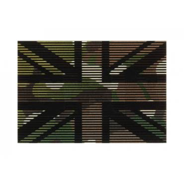 Clawgear Dual IR Great Britain Flag Patch 21793 Multicam