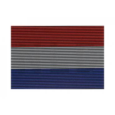 Clawgear Dual IR Netherlands Flag Patch 21791