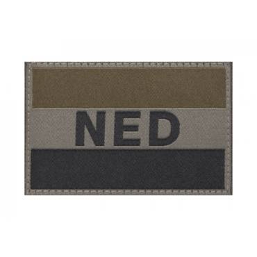 Clawgear Netherlands Flag Patch 20977 RAL7013