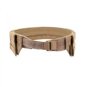 Warrior Low Profile MOLLE Belt Coyote Tan for use with your own belt
