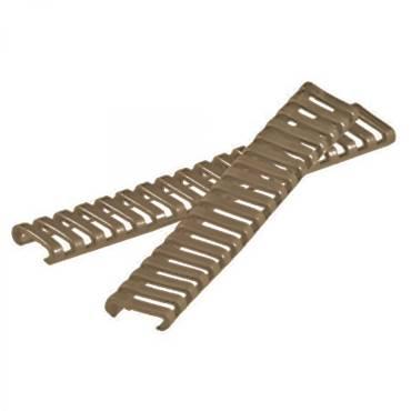 CAA LRC/01 Rubber Thermal Rail Covers Khaki