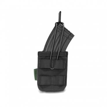 Warrior Single Open AK7.62mm Black