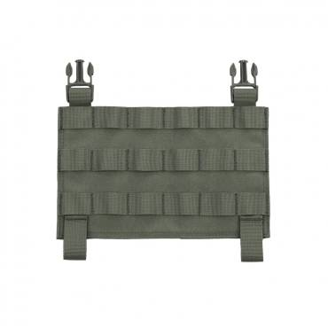 Warrior MOLLE Front Panel for Recon Plate Carrier Olive Drab