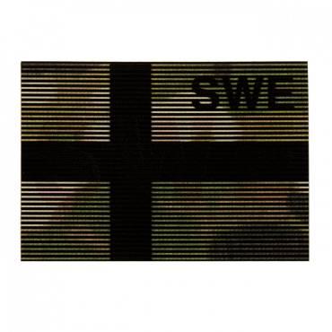 Clawgear Dual IR Patch Sweden 27786