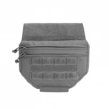 Warrior Drop Down Utility Pouch Wolf Grey