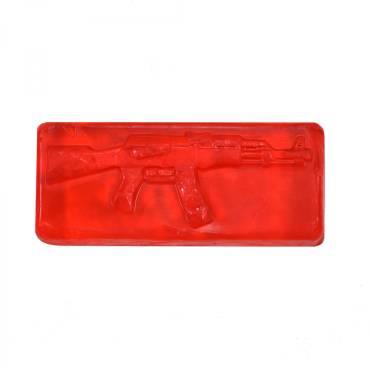 Red AK47 Anti Bacterial Soap