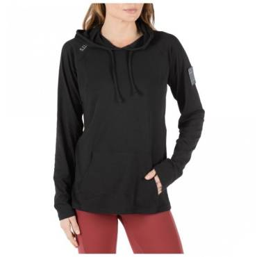 5.11 Women's Cruiser Performance L/S Hoodie Black