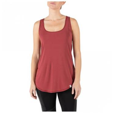 5.11 Women's Riley Tank Cabernet