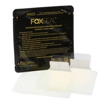 Foxseal Crease Free Chest Seal (2 Seals Per SINGLE Pack)