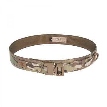 Warrior Laser Cut Fight Light Belt MultiCam