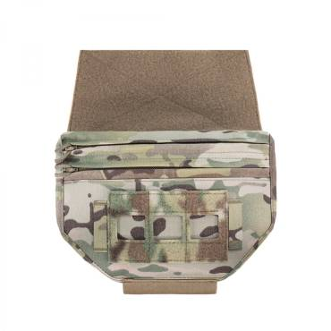 Warrior Laser Cut Drop Down Velcro Pouch MultiCam