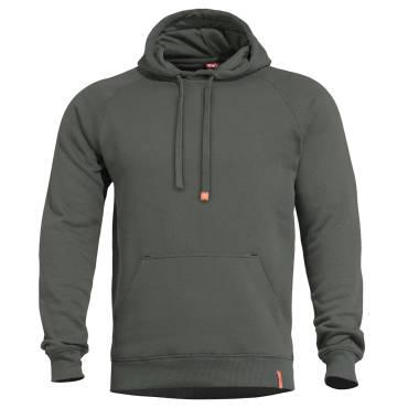 Pentagon Phaeton Hood Sweater Camo Green