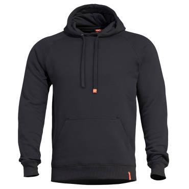 Pentagon Phaeton Hood Sweater Black