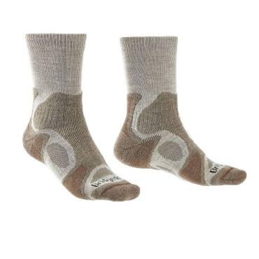 Bridgedale HIKE Lightweight T2 Merino Performance Socks Chino/Rope
