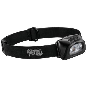 Petzl Tactikka + 350 Lumen Headlamp Black