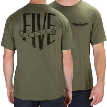 511 EMEA Insignia S/S Tee Military Green
