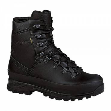 Lowa Mountain GTX Boots Black