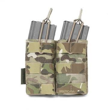 Warrior Double Open 5.56mm MultiCam