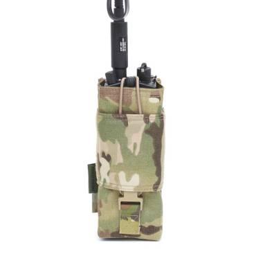 Warrior MBITR Radio Pouch Gen 1 MultiCam