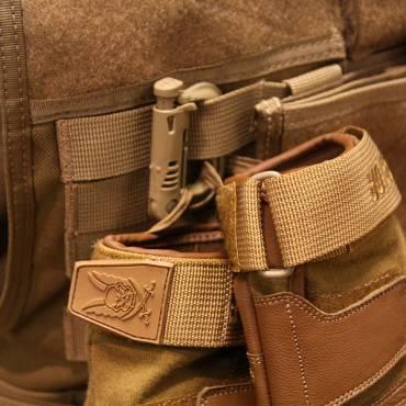 ITW Grimlock Carabiner Set of 3 Tan
