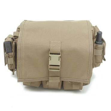 Warrior Grab Bag Coyote Tan