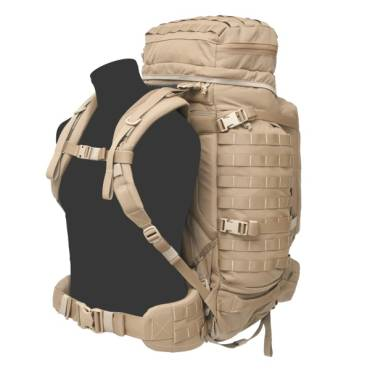 Warrior X300 Pack Coyote Tan