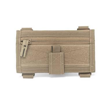 Warrior Tactical Wrist Case Coyote Tan