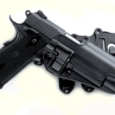Blackhawk CQC Holster and Panel