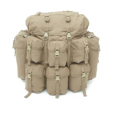 Warrior BMF Bergen Coyote Tan