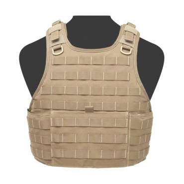 Warrior RICAS Compact Base Coyote Tan