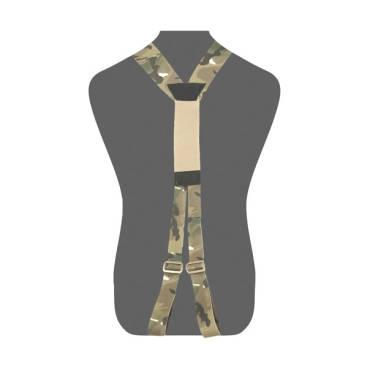 Warrior Slim Line Harness MultiCam