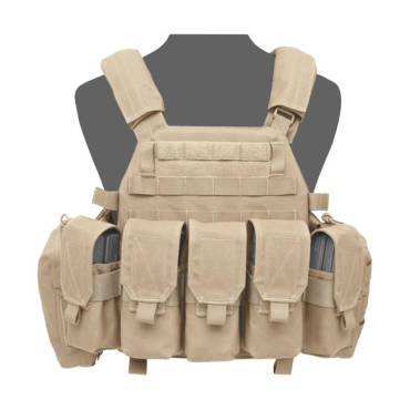 Warrior DCS-M4 Medium/LARGE Coyote Tan