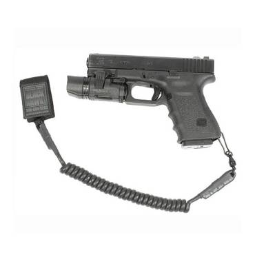BlackHawk Tactical Coiled Pistol Lanyard