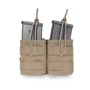 Warrior Double Open G36 Coyote Tan