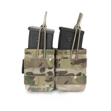 Warrior Double Open G36 MultiCam