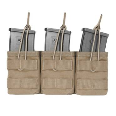 Warrior Triple Open G36 Coyote Tan