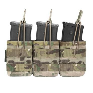 Warrior Triple Open G36 MultiCam