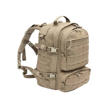 Warrior Pegasus Bag Day Sack Coyote Tan