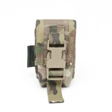 Warrior Strobe Compass Pouch MultiCam