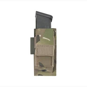 Warrior Single DA 9mm Pistol MultiCam