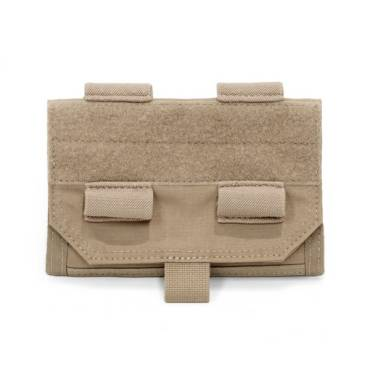 Warrior Forward Opening Admin Pouch Coyote Tan