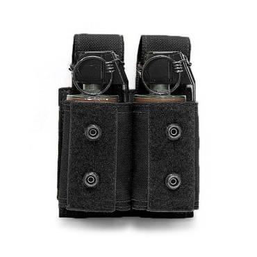 Warrior Double 40mm Grenade Black