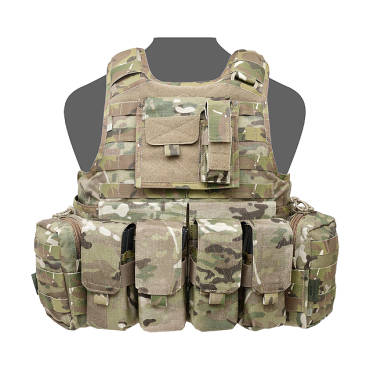 Warrior Raptor M4 MultiCam