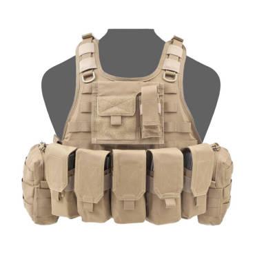 Warrior RICAS Compact M4 Coyote Tan