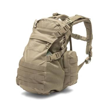 Warrior Helmet Cargo Pack Coyote Tan