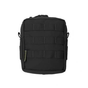 Warrior Medium MOLLE Utility Black