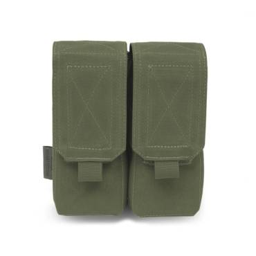 Warrior Double M4 5.56mm Olive Drab
