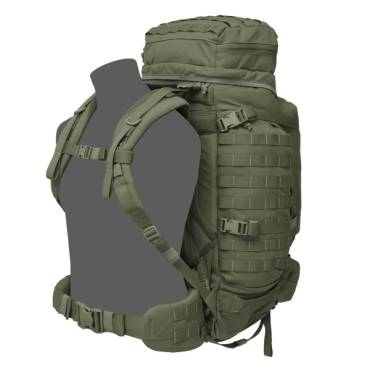 Warrior X300 Pack Olive Drab